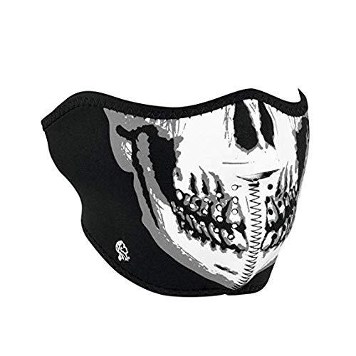 Neoprene Skull Ski Mask-0