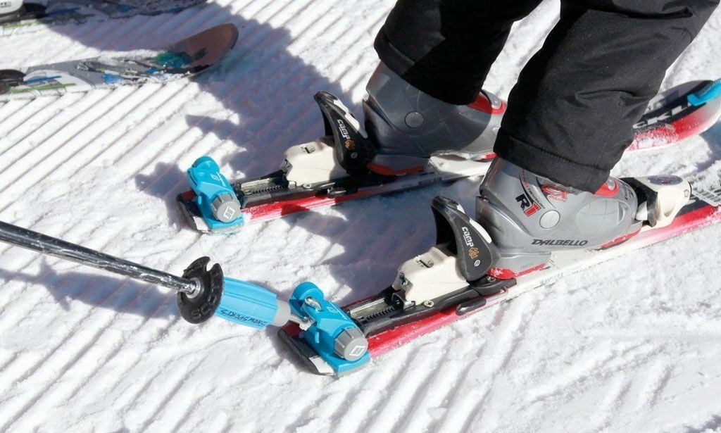Hookease - Ski Trainer by Launch Pad -4235