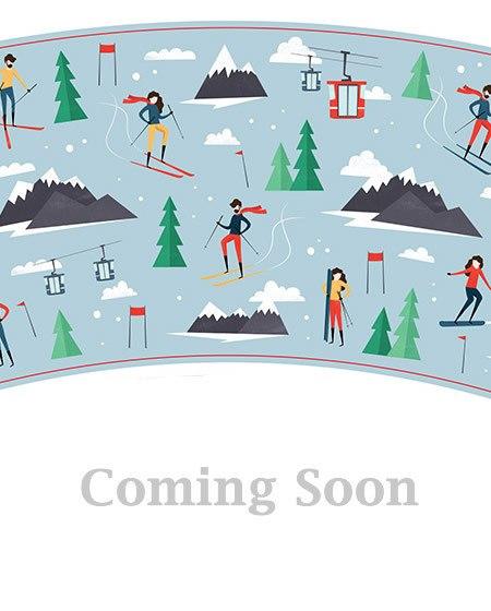 peak season ski mug