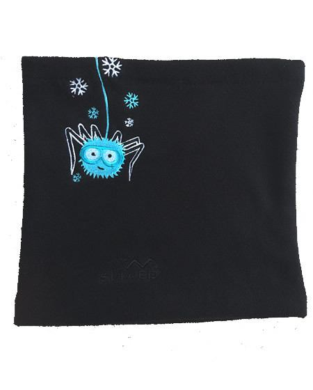 kids fleece ski neck gaiter