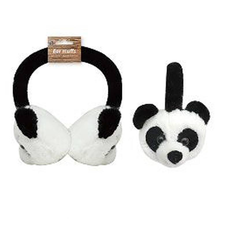 panda ear muffs
