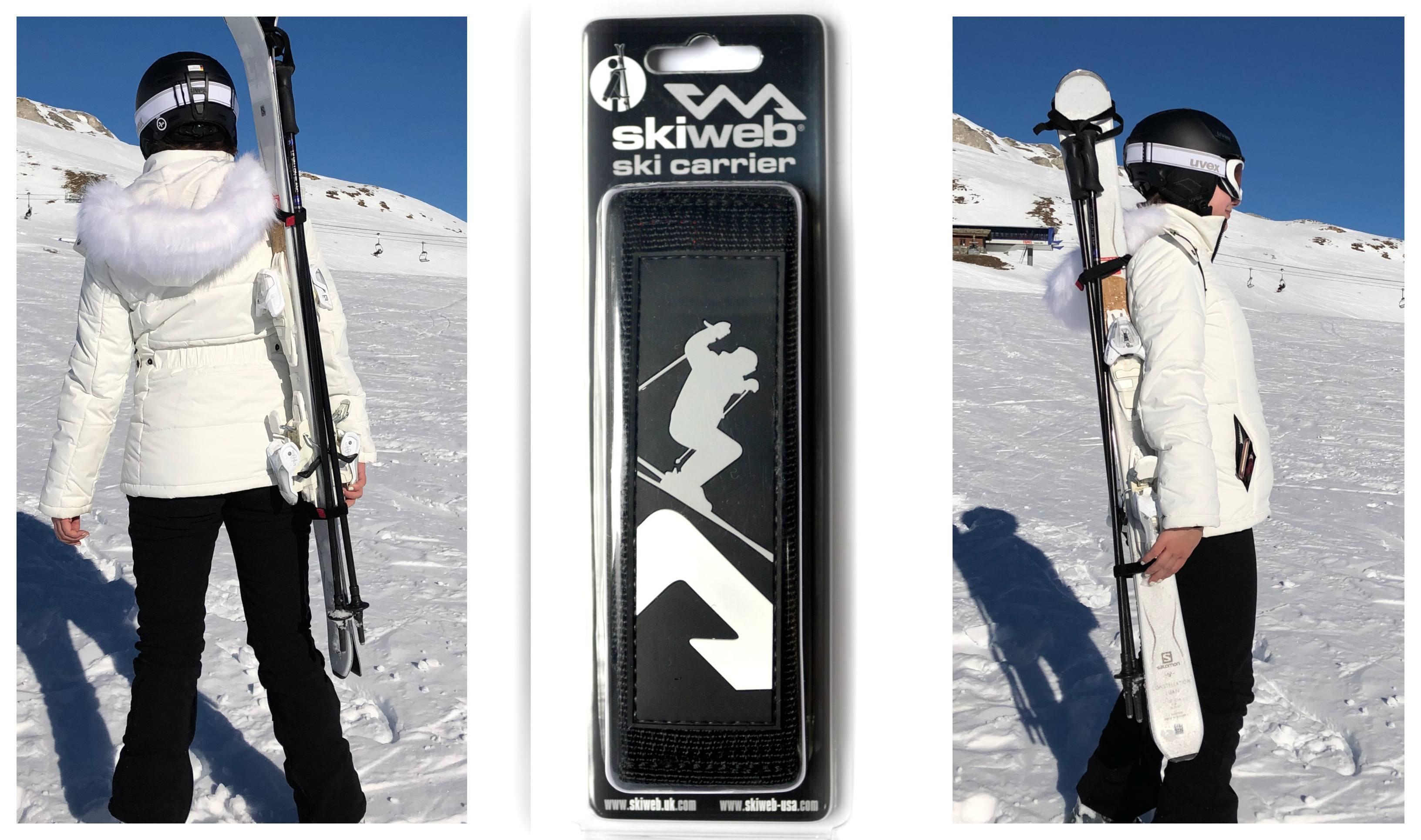 Skiweb Ski Carrier M2019 Classic