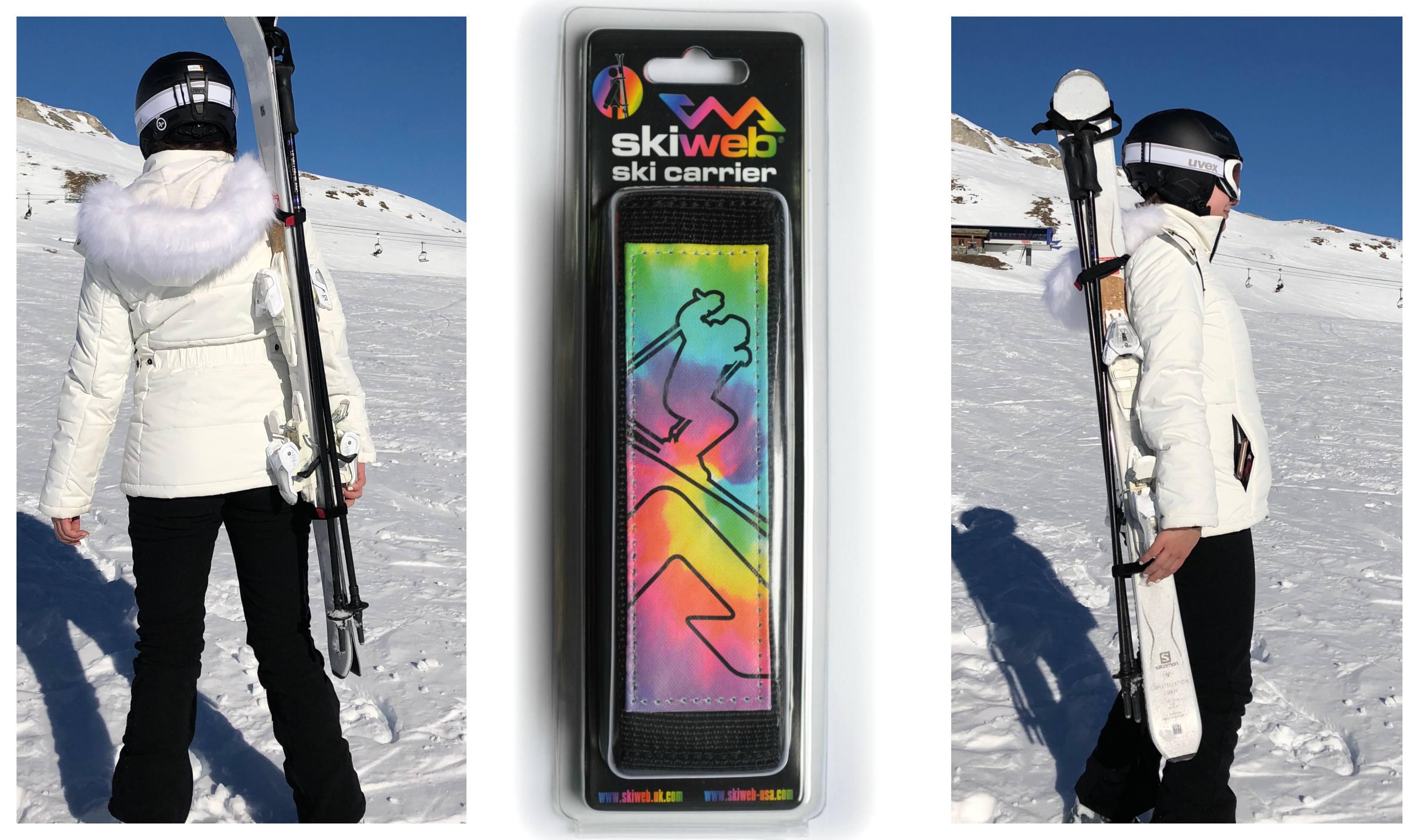 Skiweb Ski Carrier M2019