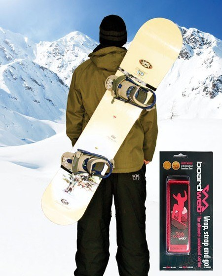 snowboard carrier