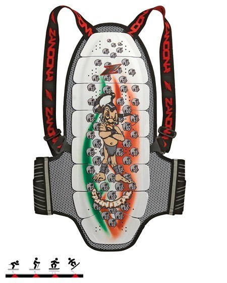 snow sports body armour
