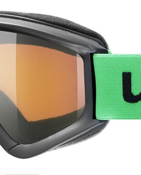 Uvex Childrens Ski Goggles Speedy Pro Black Age 4 - 11-2207