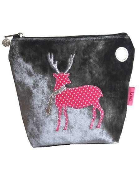 Deer Cosmetic Bag
