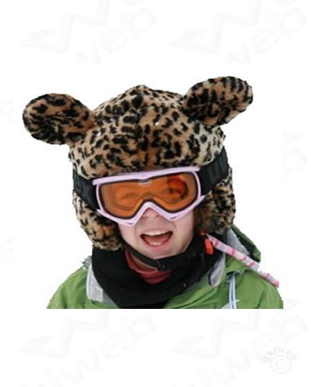 fun ski helmet covers