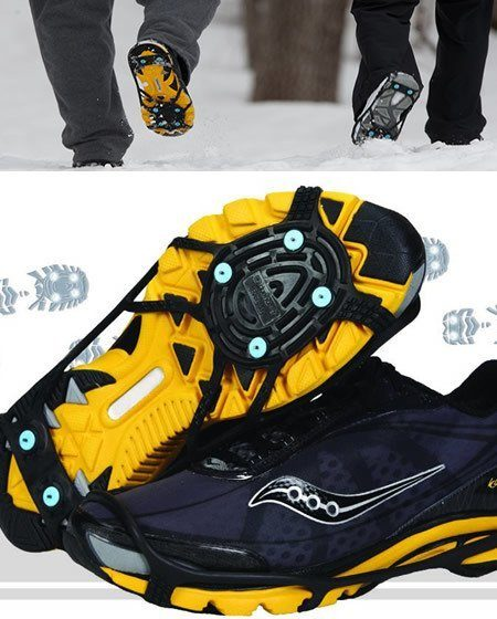 the best shoe ice grips