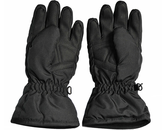 kids ski gloves age 4 - 6