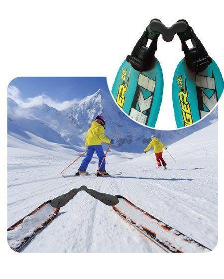 super ski wedgie