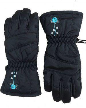 ski gloves age 4 - 6