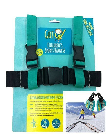 ski harness and wedgie