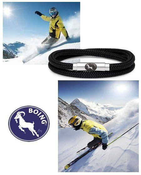 Boing Raven Middy Wristband -2967