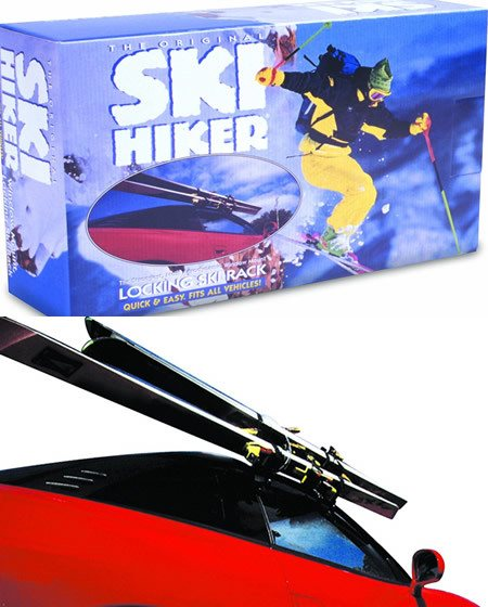ski hiker ski carrier c
