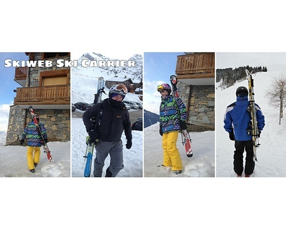 ski carriers for adults