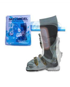 ski shin pads