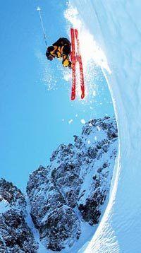 New Zealand Skiing, Skiing in New Zealand, Snowboarding in New Zealand