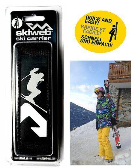 the best ski carrier