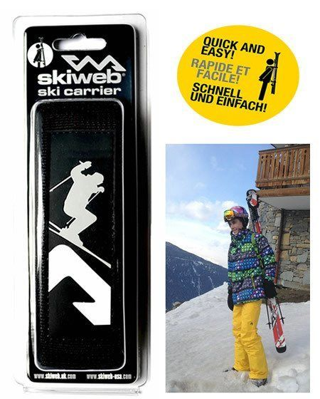 the best ski carrier