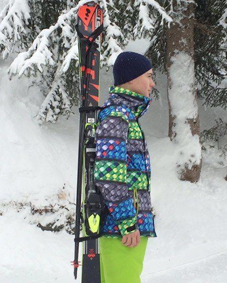 Skiweb Ski Carrier Straps
