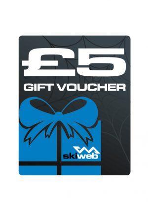 £5 Gift Voucher-0