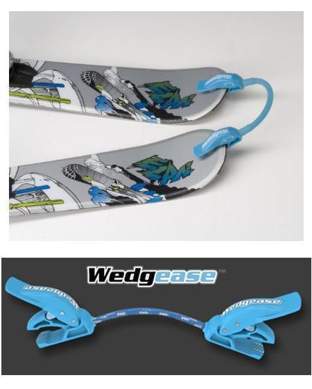 Wedgease Ski Tip Connector - Blue-3746