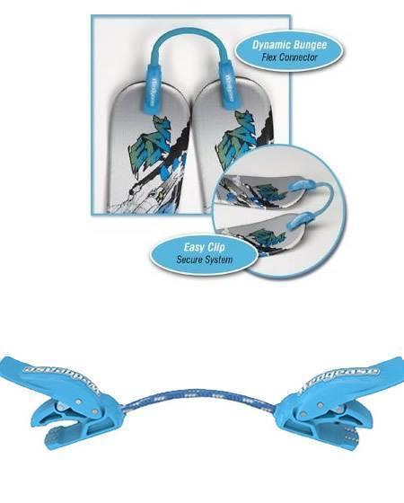 Wedgease Ski Tip Connector - Blue-0