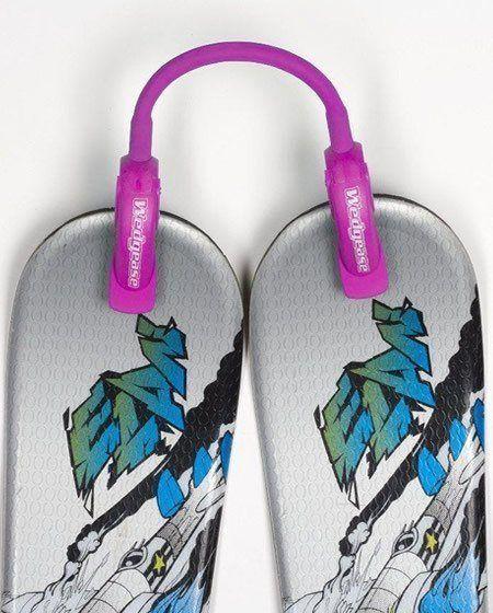ski tip connector