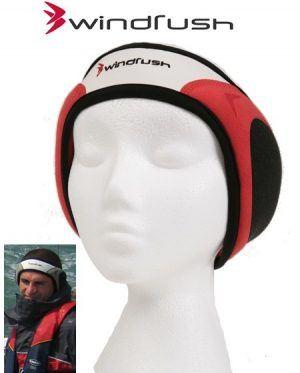 Windrush Noise Reducing Sports Headband Red-0